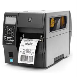 Imagem de Impressora Industrial de Etiquetas Zebra ZT410 – USB, Serial, Ethernet e Bluetooth