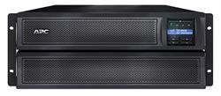 Imagem de Nobreak inteligente Smart-UPS da APC 3000 VA, autonomia estendida, 230 V, Brasil - SMX3000HV-BR
