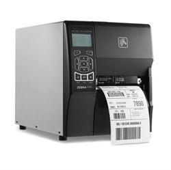 Imagem de Impressora de Etiquetas Industrial Zebra ZT230 – USB e Serial