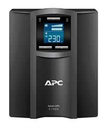 Imagem de Nobreak inteligente Smart-UPS C da APC 1000 VA 230 V, Brasil - SMC1000I-BR