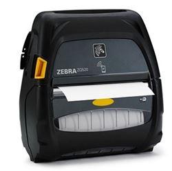"""Imagem de Impressora Portátil Zebra ZQ520 4"""" Bluetooth Sem Carregador"""