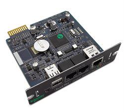 Imagem de Placa Gerenciamento APC - AP9631 - Cartão de gerenciamento de redes para no-breaks 2 com monitoramento ambiental