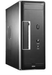 Imagem de CPU E3 Slim Mini G3900 4GB 500GB 2SR 8 USB Elgin- USB, Serial, HDMI, DVI e VGA