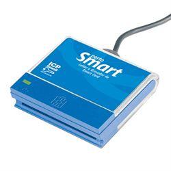 Imagem de Leitor e Gravador Perto Smart USB