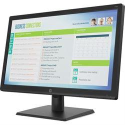 Imagem de Monitor 18,5 HP V19B - VGA, LED, Widescreen, Anti-reflexo
