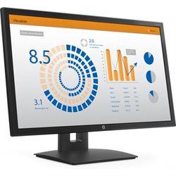 Imagem de Monitor 23,6 HP V24B - VGA, HDMI, LED, Widescreen, Anti-reflexo, Ajuste de altura