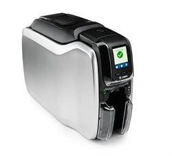 Imagem de Impressora de Cartão Zebra ZC300 - Impressão 1 lado - USB e Ethernet