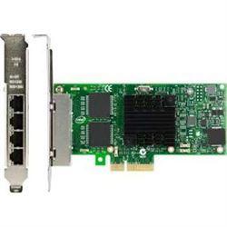 Imagem de PLACA THINKSYSTEM INTEL I350-T4 PCIE 1GB 4-PORT RJ45 ETHERNET - 7ZT7A00535