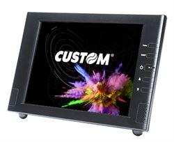 "Imagem de Monitor 8"" - ISM-0820S VGA"