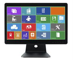 """Imagem de Monitor Touch 15,6"""" ISM-1560 PCAP"""