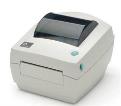 Imagem de Impressora de Etiquetas Zebra GC420 – USB, Serial, Paralela