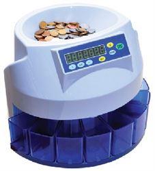 Imagem de Contador e separador de moedas automático Menno CS885