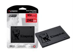 "Imagem de SSD KINGSTON SA400S37/240GB - A400 2,5"" SATA 3"