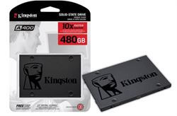 "Imagem de SSD KINGSTON SA400S37/480GB - A400 2,5"" SATA 3"