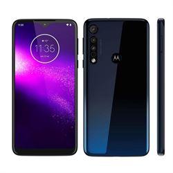 Imagem de Smartphone Motorola Moto One Macro, 64GB, 13MP, Tela 6.2´, Azul Espacial - XT2016-2