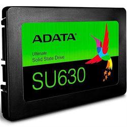 "Imagem de SSD ADATA - ASU630SS-240GQ-R - 240GB SATA 2,5"""