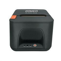Imagem de Impressora Não Fiscal Dimep D-Print, Conexão USB e Ethernet Corte Guilhotina/Serrilha