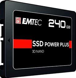 """Imagem de SSD EMTEC - ECSSD240GX150 - 240GB SATA 2,5"""""""