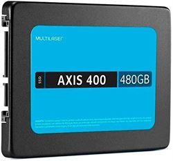 """Imagem de SSD Multilaser - SS401 - 480GB SATA, 2,5"""""""