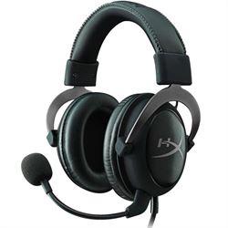 Imagem de Headset Gamer HyperX Cloud II - KHX-HSCP-GM - Preto/Cinza
