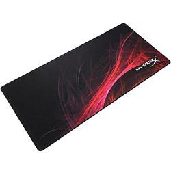Imagem de Mousepad Gamer HyperX Fury S Speed  HX-MPFS-S-XL  Preto/Vermelho
